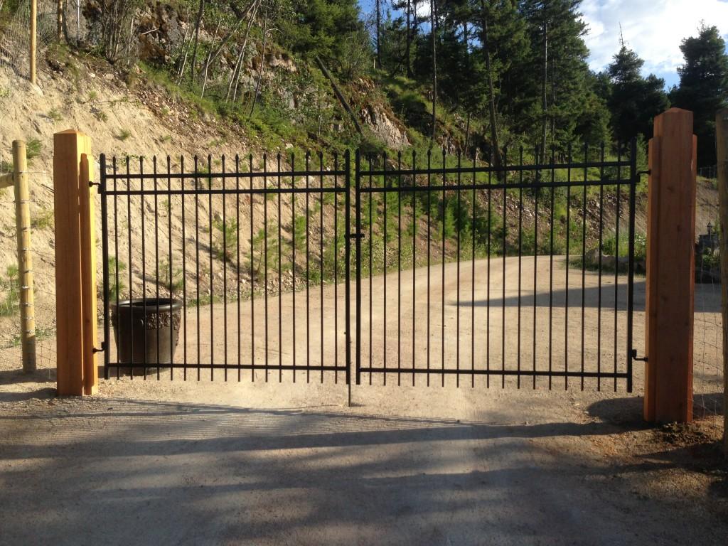 Ornamental Gate Vernon