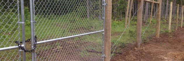Okanagan Farm Fence