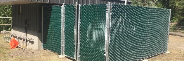 Commercial Fencing Kelowna