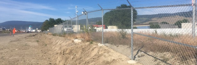 Commercial Fencing Okanagan