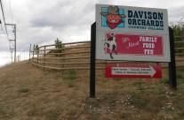 Davidson's Orchards Kelowna